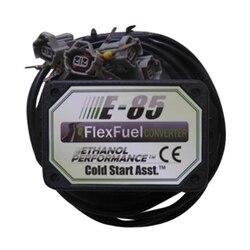 Kit de conversion E85 4cyl | Avec démarrage à froid, Asst kit de conversion de carburant e85 de haute qualité, DHL EMS, prix gratuit, Asmile