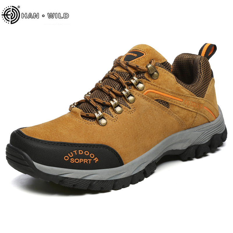 Military Tactical Boots For Men Leather Waterproof Round Toe Sneakers Mens Combat Desert Casual Shoes Plus Size 39-49