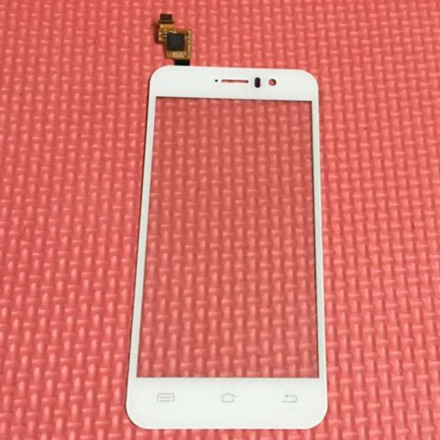 Высокое качество испытанная деятельность внешнее стекло датчик планшета с сенсорным экраном для Jiayu G5 JY-G5 сотовый телефон панели запчасти
