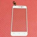 De alta qualidade testado trabalho exterior sensor de vidro tela de toque digitador para Jiayu G5 JY-G5 painel de telefone celular peças de reparo