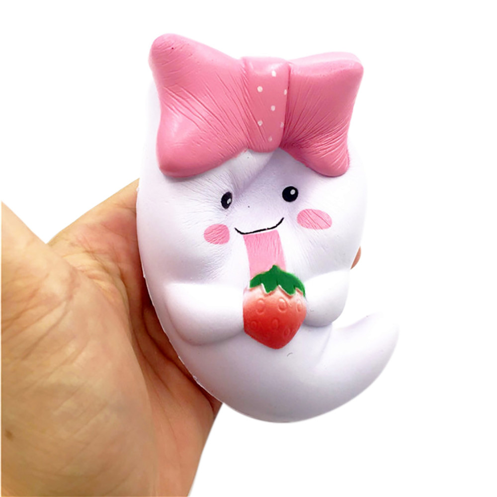 Toys & Hobbies Enthusiastic 12cm Squishy Cute Ghost Squeeze Slow Rising Fun Toy Halloween Gift Phone Strap 4.10 High Resilience Novelty & Gag Toys