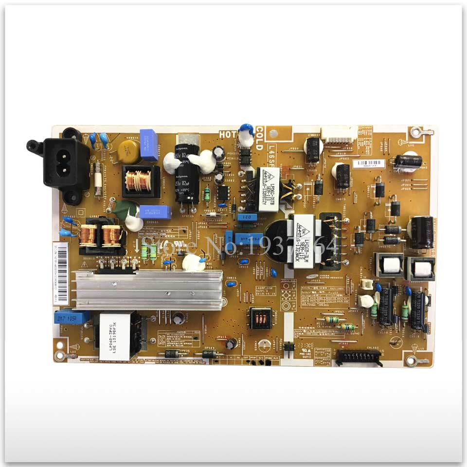 95% new original plate BN44-00610D = BN44-00610A L46SF_DPN L46SF_DSM power supply board wi fi роутер tp link tl wr840n 300 мбит с пластик цвет белый