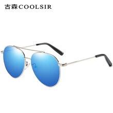 New Style Polarizing Blue Sunglasses For Men Polarized