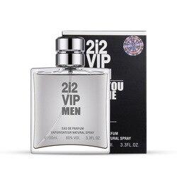 3 tipos 100ml perfume masculino con feromonas fragancia botella fresca botella de cristal para perfume eau de toilette spray corporal M72