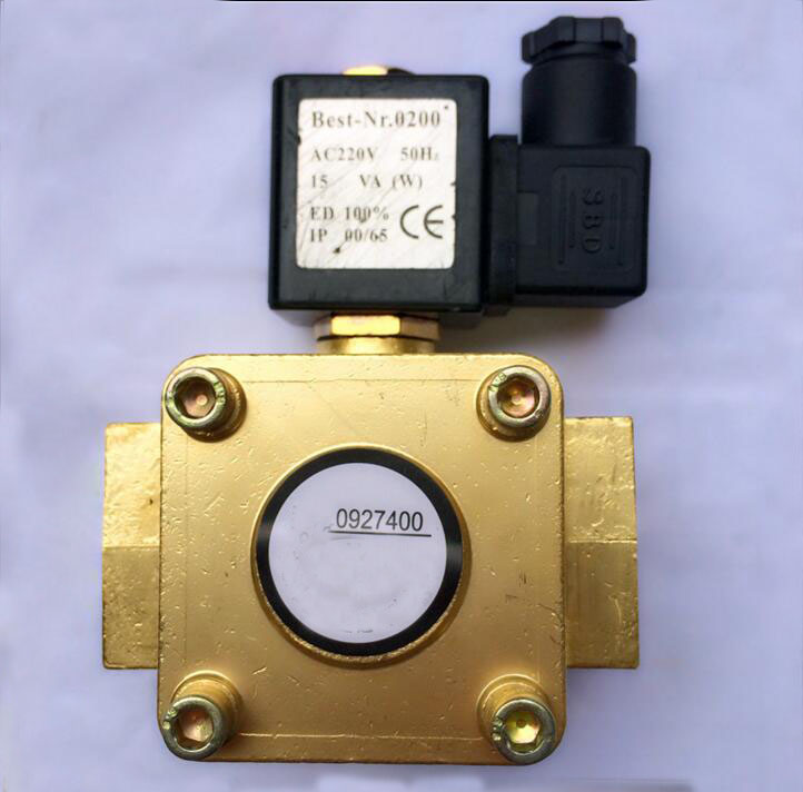 все цены на  1 inch 2/2way General Purpose brass Solenoid Valve With Normally Closed 0927400  в интернете