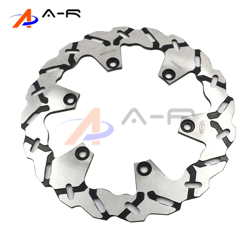Rear Motorcycle Brake Disc Rotor for Yamaha XP T-MAX TMAX 500 2001-2011 XP T-MAX ABS 500 2008-2011