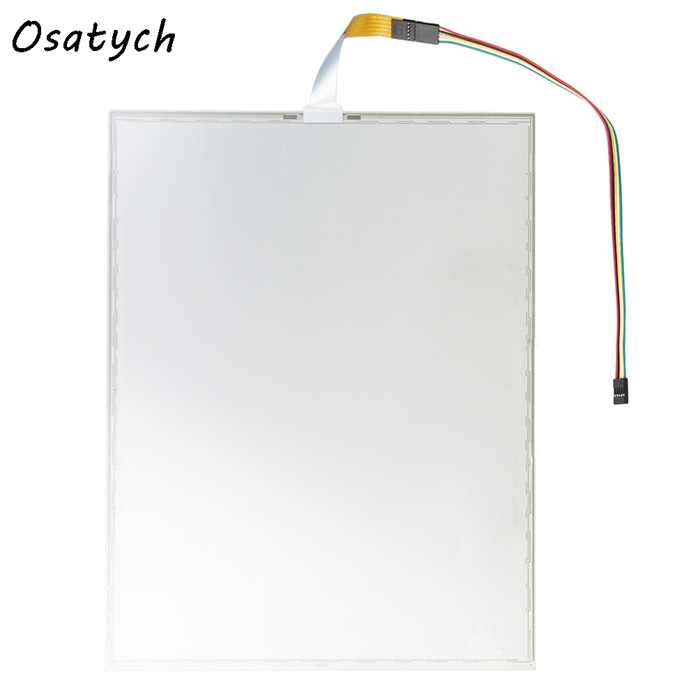 New 15 Inch 5 Wire for 6AV6644-0AB01-2AX0 332*258mm Touch screen Glass Panel 5 7 inch touch for 6av6 640 0da11 0ax0 k tp178 touch screen panel glass