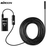 Wifi Wireless Endoscope Borescope Waterproof Inspection Snake Camera IOS IPhone Android Phone Tablet PC LED 8
