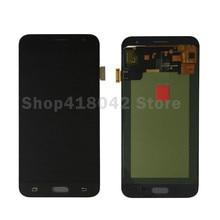 Para Samsung Galaxy J3 2016 J320 J320A J320F J320M Pantalla LCD Con Pantalla Táctil Digitalizador Asamblea Envío Gratis