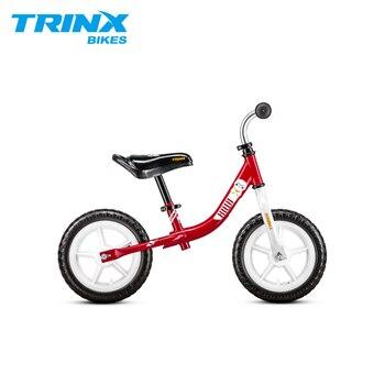 Trinx 12 ''Kids Loopfiets Geen Pedaal Fiets Kids Push Bike Voor 20 Maanden-6 Jaar Oude Kinderen kinderen Fiets