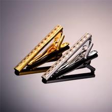 Necktie tie clip & cufflinks set With Gift Box