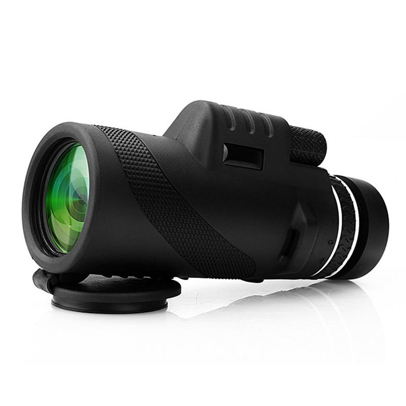 New Arrival 40X60 Day & Night Vision Dual-Focus HD Optics Zoom Monocular Telescope Waterproof Super Clear for Outdoor Hunting
