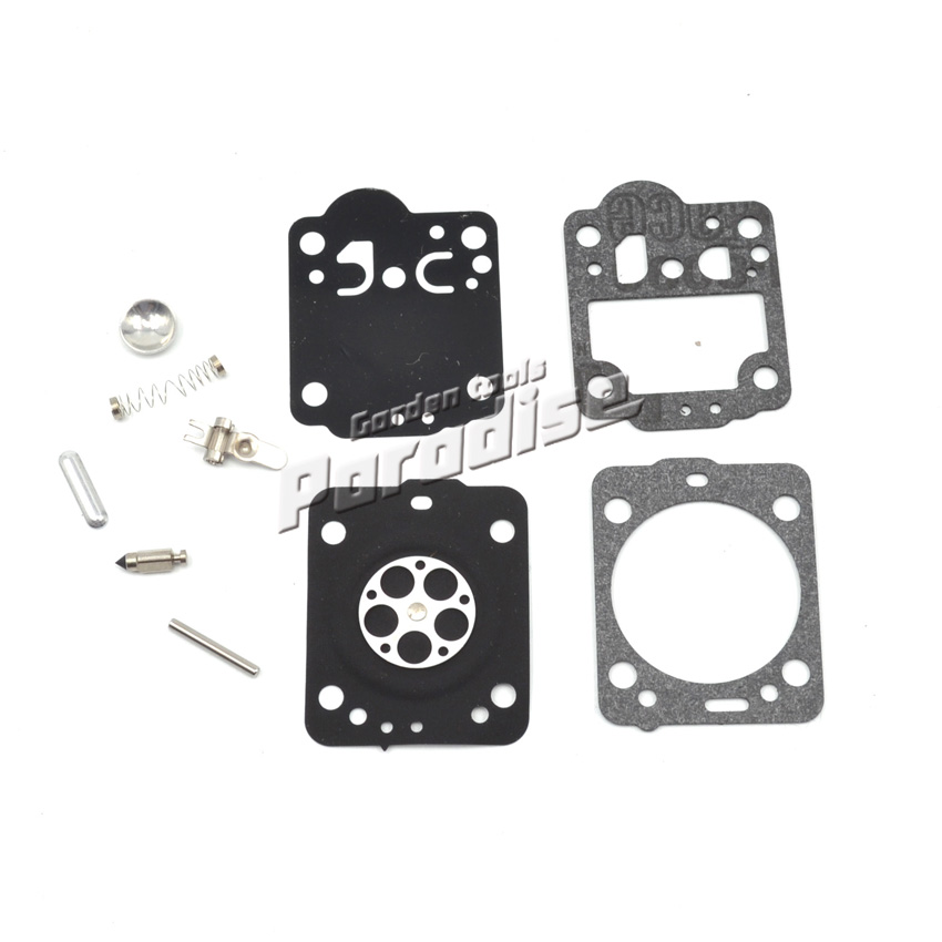 HUS 235 240 236 435 435E 440 Carburetor Repair Kit ZAMA RB-149 Carb Diaphragm Gasket Set For Hus Chainsaw Parts 5sets zama c1q s57b carburetor carbs repair diaphragm kit for chainsaw spare parts replacement