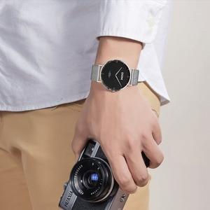 Image 5 - DOM 2018 Fashion Watches For Men Hour Mens Watches Top Brand Luxury Quartz Watch Man Leather Sport Wrist Watch Clock relogio