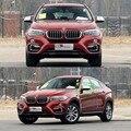 2 шт. Серебристые ABS хромированные Сменные зеркала для BMW X3 2014-16/X4 2014-17/X6 2015-17