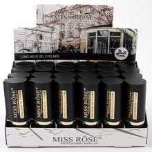 MISS ROSE Brand Eyes Pencil Longwear Black Gel