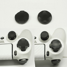 Move Action Button Cross Direction Key for Sony Playstation Dualshock 3/4 PS4 PS3 Controller Extra Higher Adhensive D pad Part
