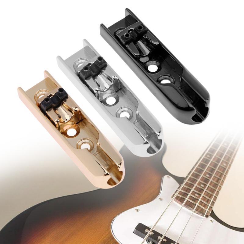 buy guitar parts accessories 4pcs set guitar bridge saddle parts individual. Black Bedroom Furniture Sets. Home Design Ideas