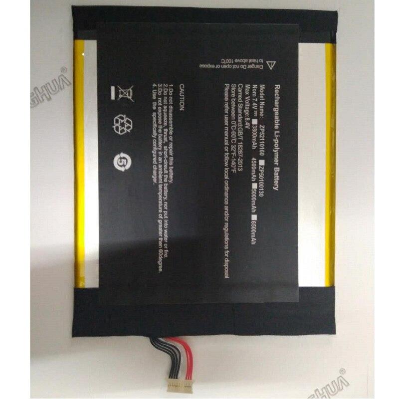 Batterie pour Jumper EZbook 3 L Pro tablette PC nouveau Li polymère Rechargeable accumulateur remplacement 7.6 V 4500 mAh