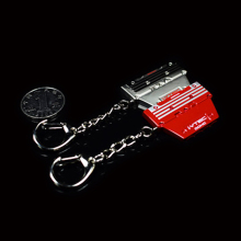 3D VTEC Engine Keychain