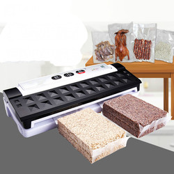 Vacuum Food Sealers packaging machine small commercial plastic sealing household comp  NEW
