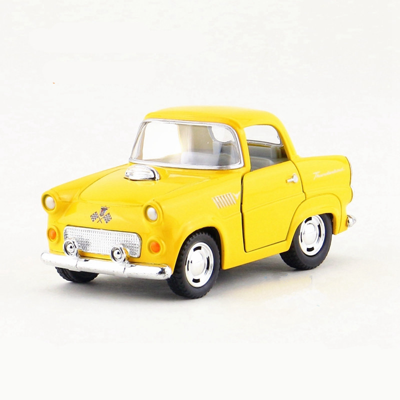 Kinsmart Classic Car Model Toy Alloy ABS Vintage Cars - Old cars model