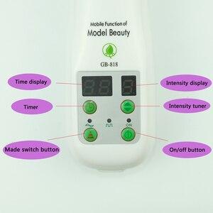 Image 5 - 1mhz ultrasonik zayıflama masaj kavitasyon yağ yakıcı makinesi ultrason Anti selülit tedavisi ince bel kaybetmek ağırlık obezite