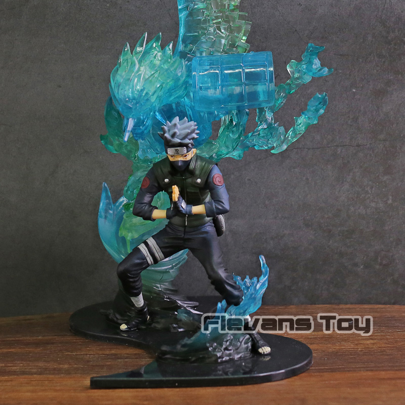 Naruto Shippuden Relation Hatake Kakashi Susanoo Ver PVC Figure Toy Collectible Figurine Model