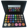 Nuevo Maquillaje Profesional Set De 38 a Todo Color Mujeres Cosmetci Shimmer Eyeshadow Palette maquillaje de Ojos Sombra de Ojos Belleza Set Kit