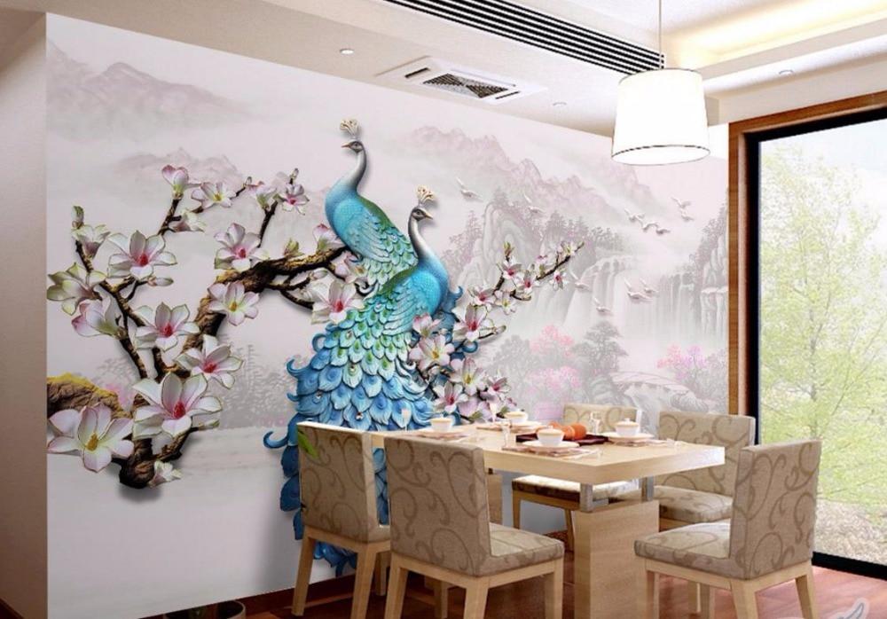 chinese wall murals