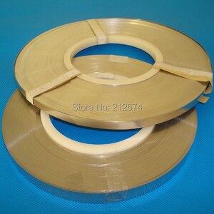 Image 2 - اتصال بطارية النيكل الشريط 0.1*7 ملليمتر بيور النيكل سمك 0.1 ملليمتر عرض الشريط تستخدم ل 18650 بطارية 7 ملليمتر النيكل حزام