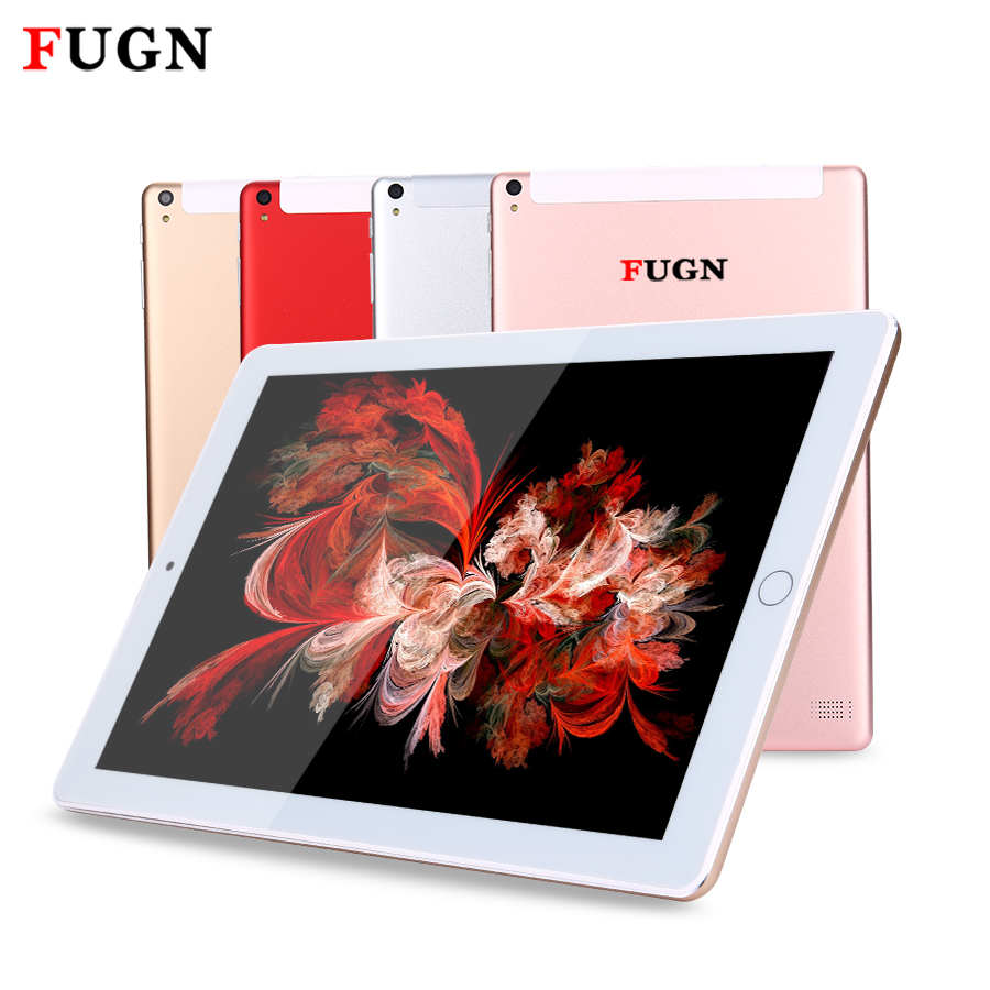 2018 FUGN Original Tablets 10 inch Android Phone Call Tablet 7.0 Octa Core 1920*1200 IPS 4G RAM 32G 64G ROM Wifi SIM 8 9.7' DHL