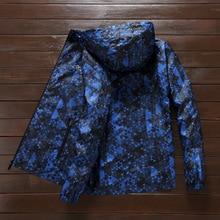 цена на Spring Men Sport Jacket Zip Up Hooded jacket Sweatshirt Running Jogger Casual Fitness Outdoor Workout Athletic Jacket Sportswear