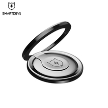 SmartDevil Luxury 360 Degree Metal Finger Ring Holder For iPhone X 8 7 Samsung S9 S8 Mobile Phone Tablets