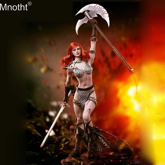 Mnotht PL2017-93 1/6 Queen Sword Battle Plate Move Toy Model Sexy Female Accessory for 12in Soldier Action Figure Collection m3n