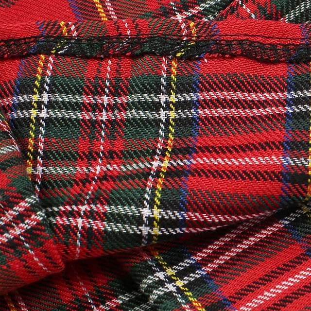 325d83d15 Sexy Lady Super Mini Skirt Schoolgirl Cosplay Tartan Pleated Short Skirts  Women Role Play Plaid Dropped