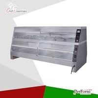PKJG DH5P Fast Food Anlagen für Supermarkt Elektrische Kostwärmer-in Küchenmaschinen aus Haushaltsgeräte bei