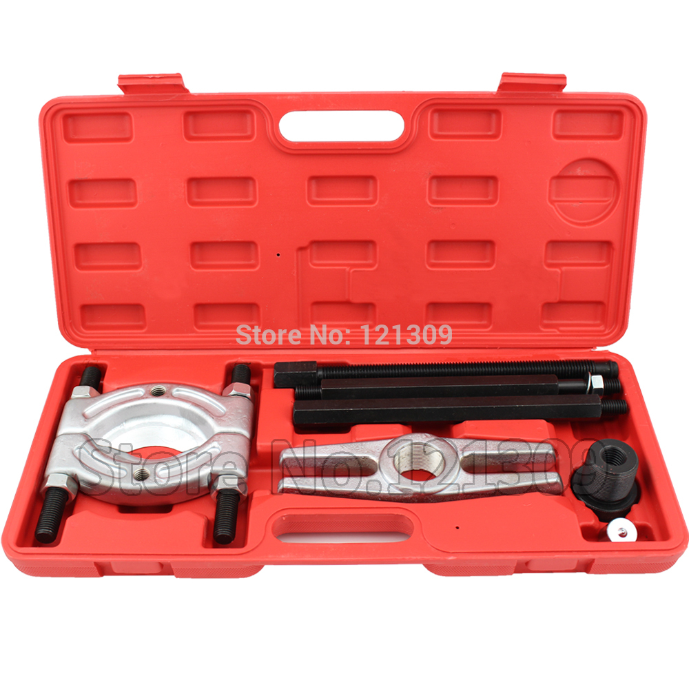 цена на Hand Tools Separating Blade Bearing Puller Bearings Separator Puller Set 2.95-4.13(75-105MM)