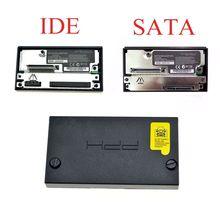 ใหม่มาถึงอะแดปเตอร์เครือข่ายสำหรับPS2เกมคอนโซลไขมันIDE/SATA HDDเชื่อมต่อปลั๊กสำหรับPS2 SCPH 10350