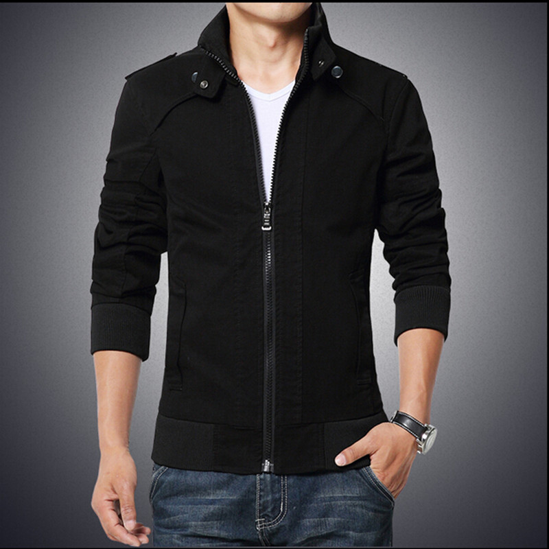 Men's casual jackets designer