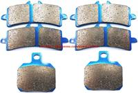 Sintered Motorcycle Brake Shoe Pads Set fit DUCATI 1198 SP ( Rad.cal ) 2011 & up