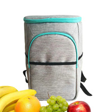 Picnic Food Thermal Bag Outdoor Cooler Refrigerator For Travel Women Lunch Backpack Large Capapcity Men Tote