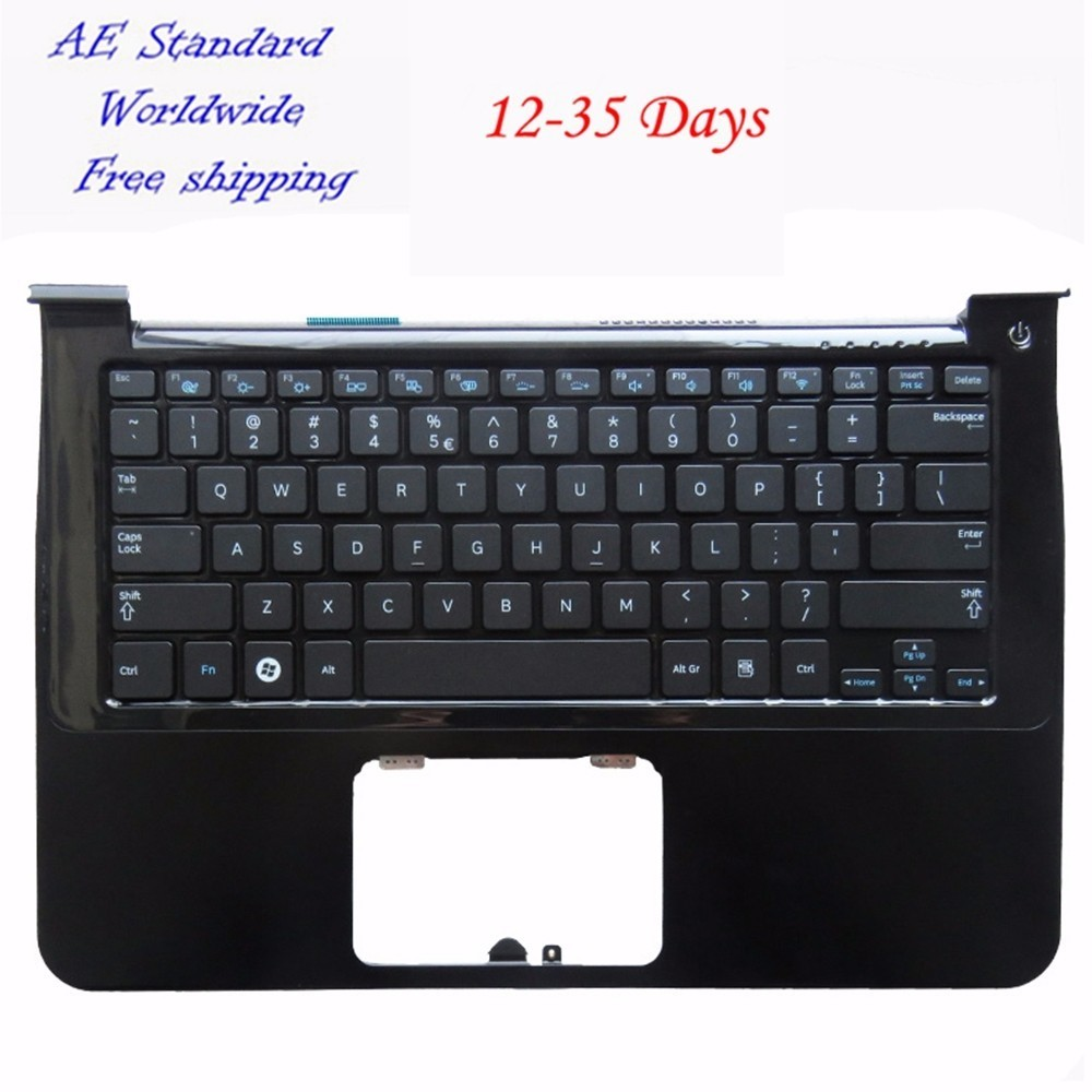 US For SAMSUNG NP900X3A 900X1B 900X1A 900X3A A01 900X3A B01 Laptop Keyboard New English Black