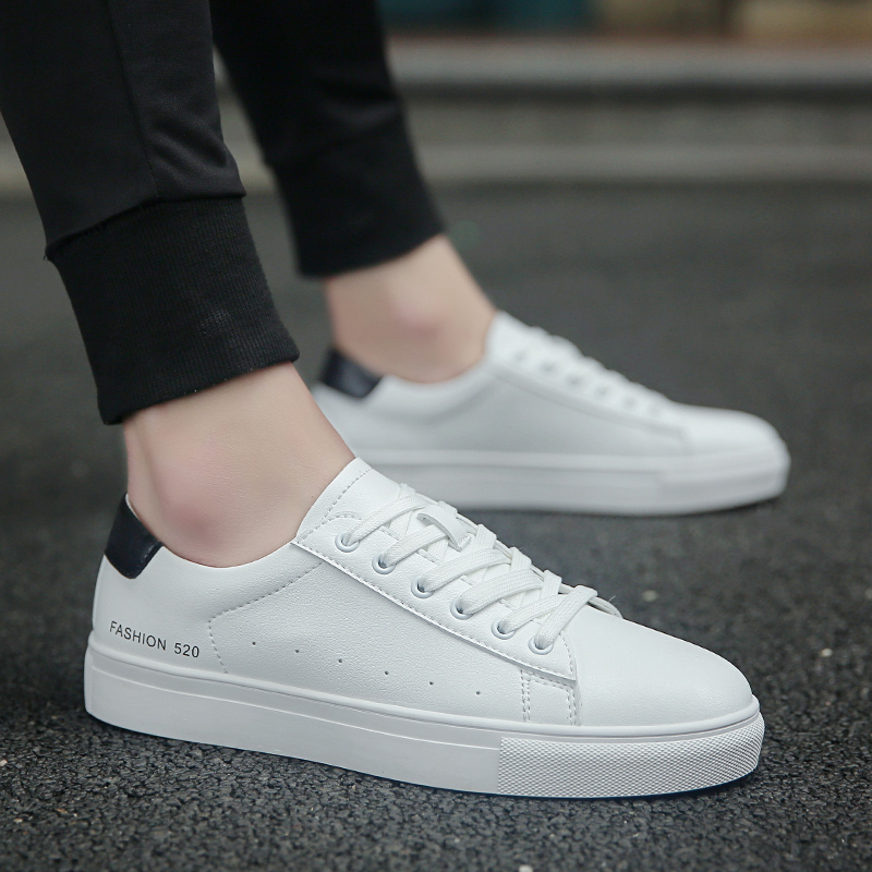 New high qualit genuine leather plate shoes men's summer shoes men's high quality white shoes men 2