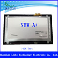 (1920*1080) New  B156HTN03.6 N156HGE-EAB Touch LCD Screen Assembly For Lenovo Y50-70