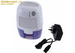 Gorąca sprzedaż! Mini osuszacz elektryczny cichy osuszacz powietrza 100-240 V kompatybilny osuszacz powietrza dla domu łazienka biuro