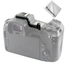 Metel большой палец вверх горячий башмак рукоятка Горячий башмак Кронштейн для Canon Eos R DSLR камеры