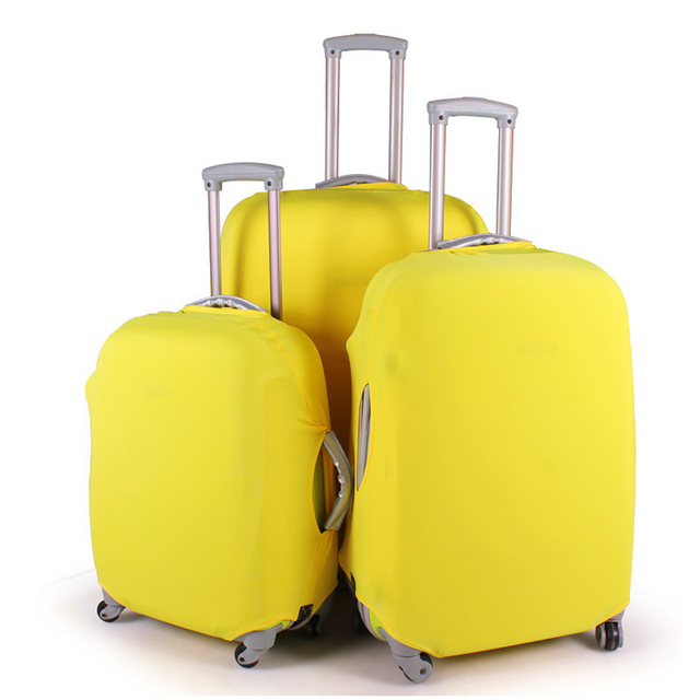 Free Shipping Travel Luggage Suitcase Protective Cover, stretch,made for 24 inch case apply to 22 to 26 inch Cases Luggage cover