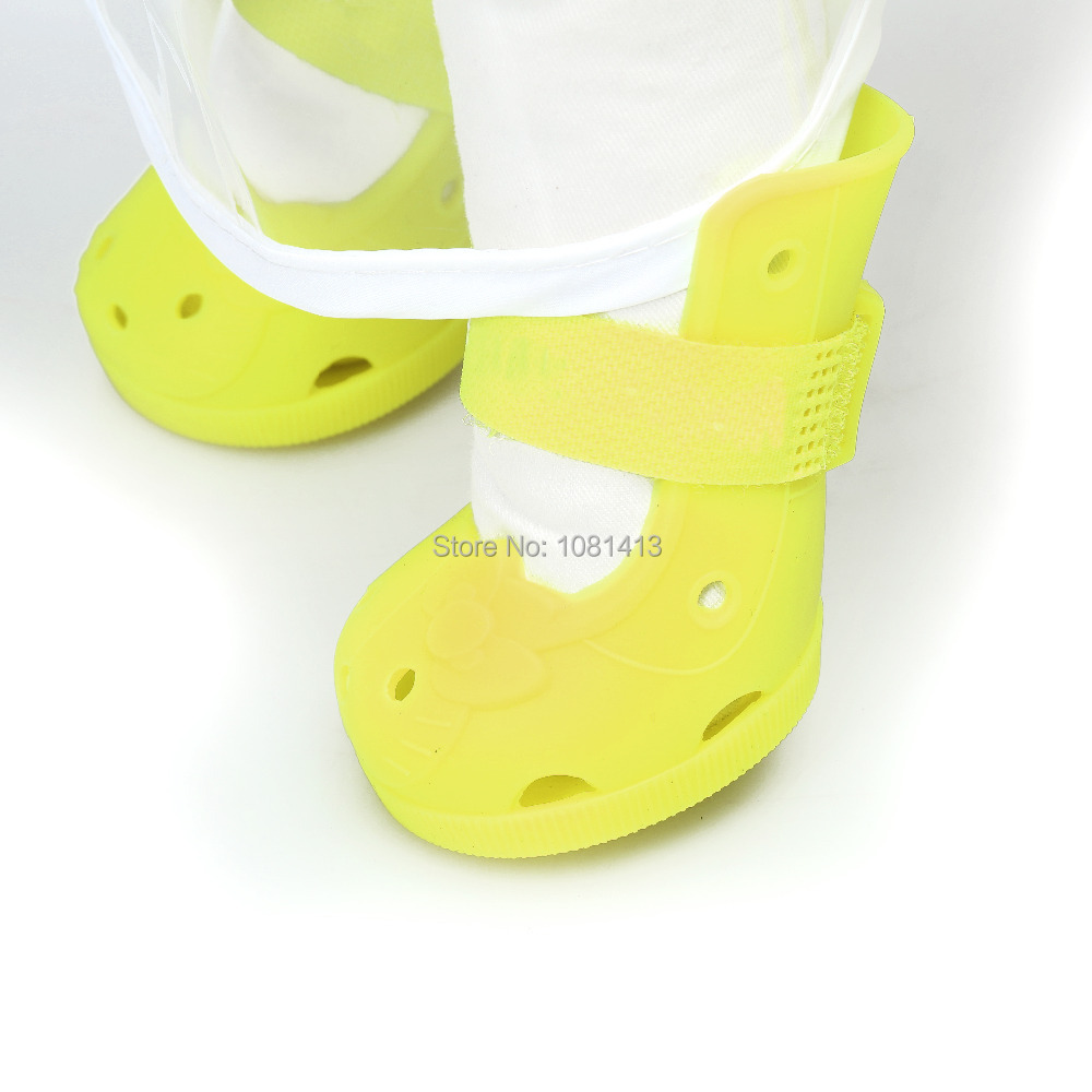 ea5e9ab4abd26 Free shipping pet dog sandals spring and summer dog shoes small dogs teddy  poodle boots-in Dog Shoes from Home   Garden on Aliexpress.com