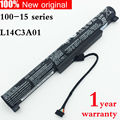 NEW Original Laptop Battery for LENOVO Ideapad 100-15 100-15iby 15.6 Inch L14C3A01 L14S3A01 3ICR19/65 10.8V 24WH